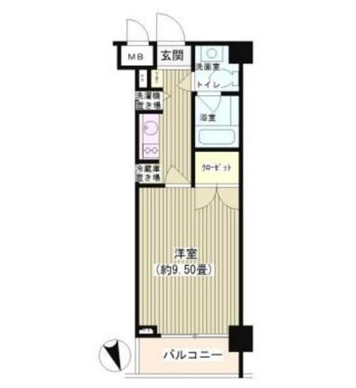 NONA PLACE渋谷富ヶ谷305号室