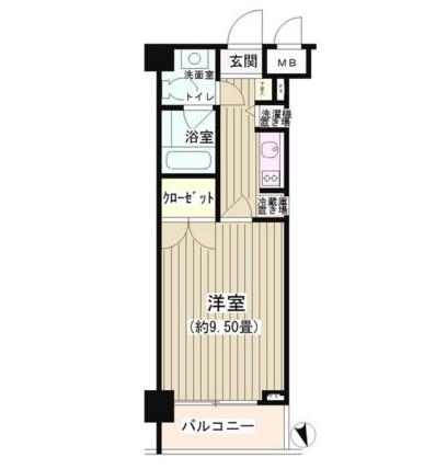NONA PLACE渋谷富ヶ谷306号室
