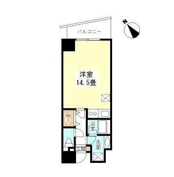 TKフラッツ渋谷1009号室