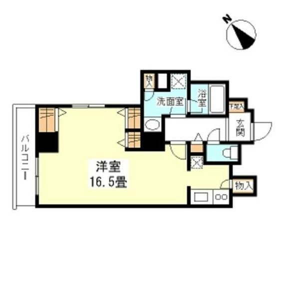 TKフラッツ渋谷1208号室