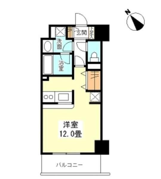 TKフラッツ渋谷502号室