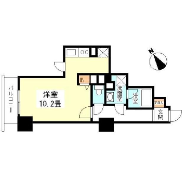 TKフラッツ渋谷511号室