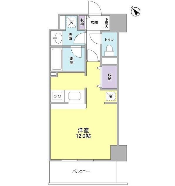TKフラッツ渋谷902号室