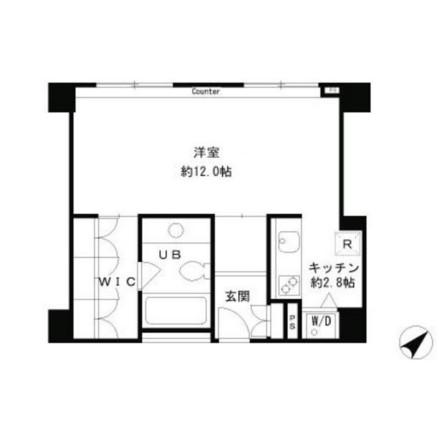 KDXレジデンス南青山203号室