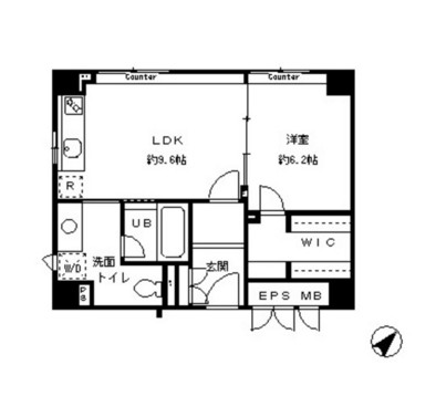 KDXレジデンス南青山301号室