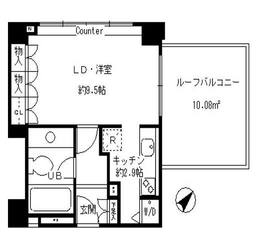 KDXレジデンス南青山305号室