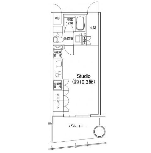 YOTSUYA RESIDENCE905号室