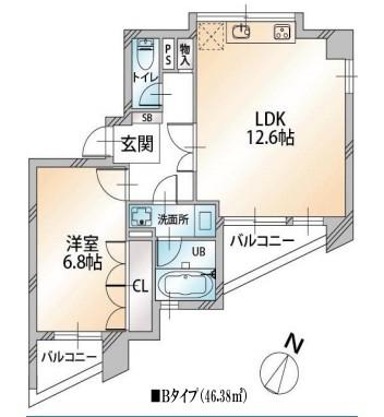 KDXレジデンス千駄ヶ谷201号室