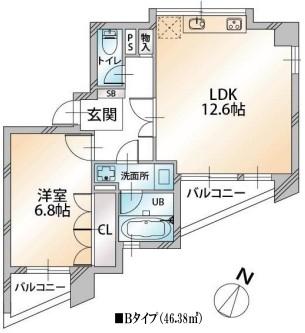 KDXレジデンス千駄ヶ谷501号室
