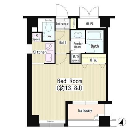 Wat's白金304号室