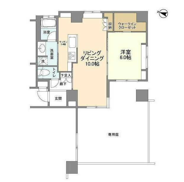 コスモリード原宿101号室