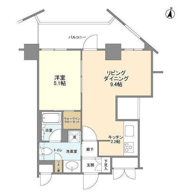 コスモリード原宿301号室
