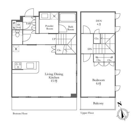 ガーデン富ヶ谷 105号室