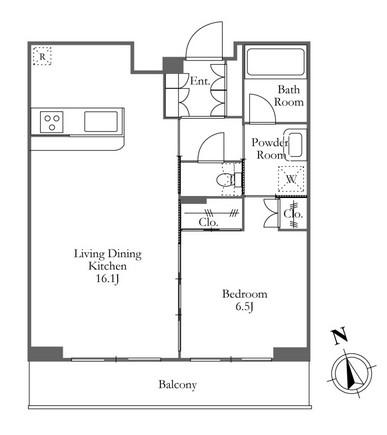 ガーデン富ヶ谷 304号室