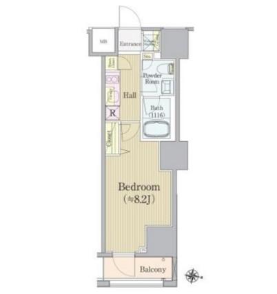 REX白金8号室