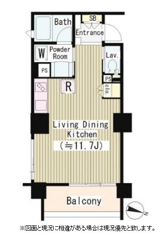 パークヒルズ赤坂803号室