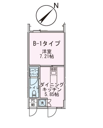 アボーデ代々木パークサイド202号室