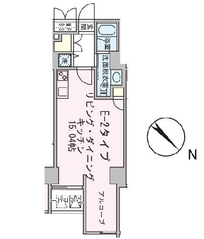 アボーデ代々木パークサイド405号室