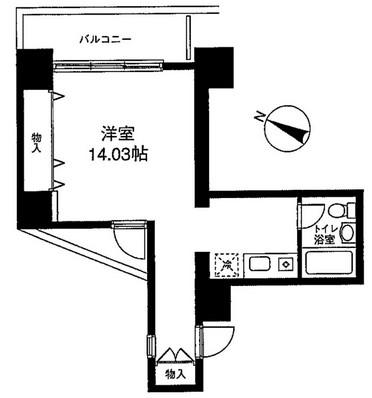メゾン・ド・ヴィレ麻布台 401号室