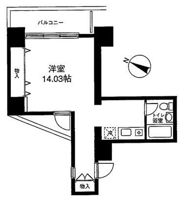 メゾン・ド・ヴィレ麻布台 501号室