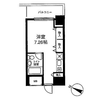 メゾン・ド・ヴィレ麻布台 504号室