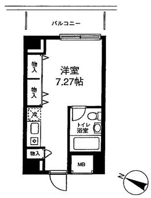 メゾン・ド・ヴィレ麻布台 603号室