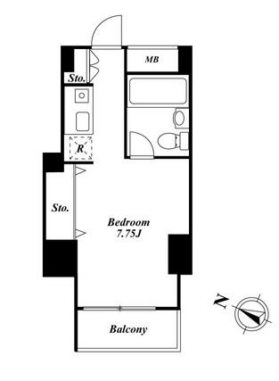 メゾン・ド・ヴィレ麻布台 705号室