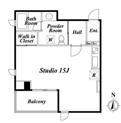 プレミアステージ芝公園 804号室