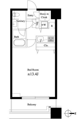 コンシェリア西新宿タワーズウエスト1215号室