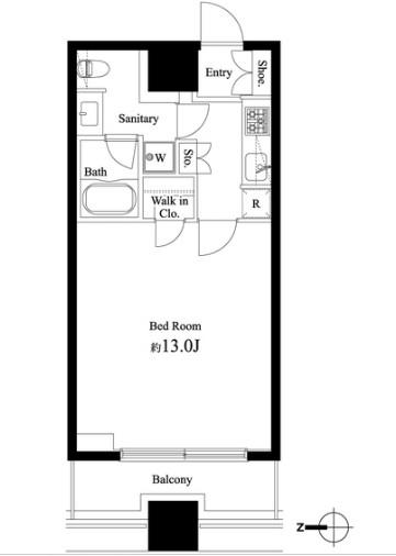 コンシェリア西新宿タワーズウエスト1603号室