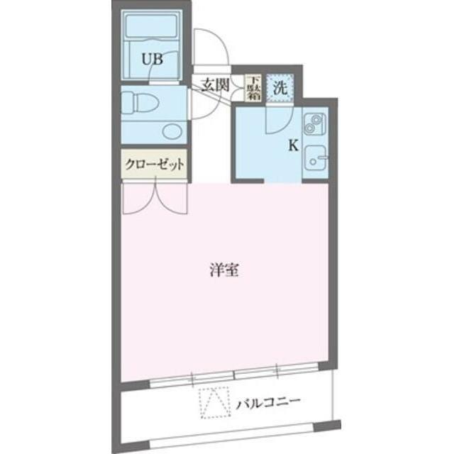 パークフロント西新宿301号室