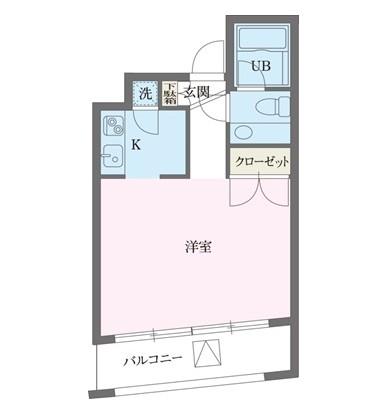 パークフロント西新宿602号室