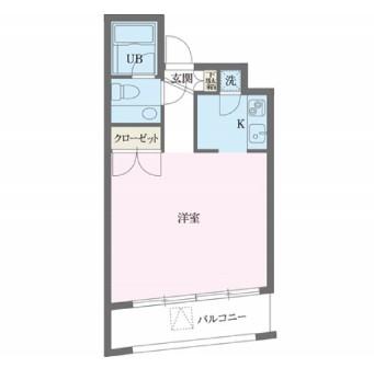 パークフロント西新宿701号室