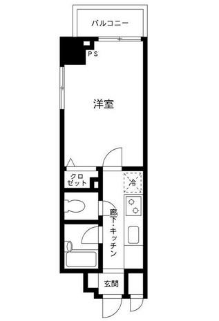 プライムアーバン飯田橋1201号室