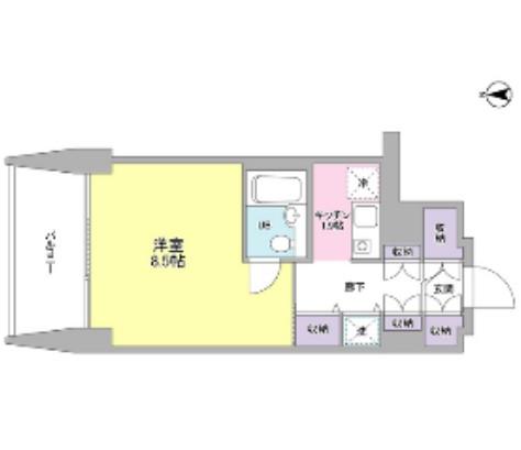 N3ユニテ303号室
