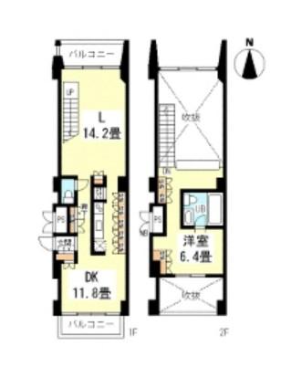 N3ユニテ601号室