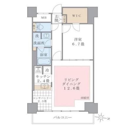 Brillia ist 東雲キャナルコート1016号室