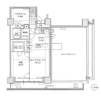Brillia ist 東雲キャナルコート1228号室