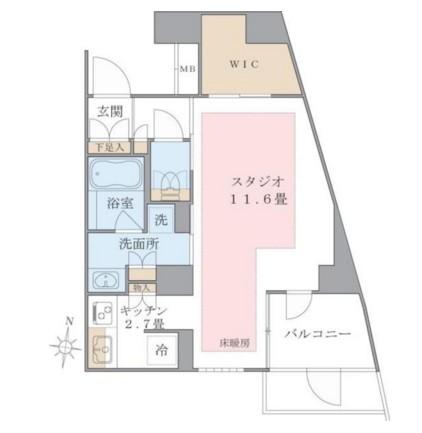 Brillia ist 東雲キャナルコート246号室