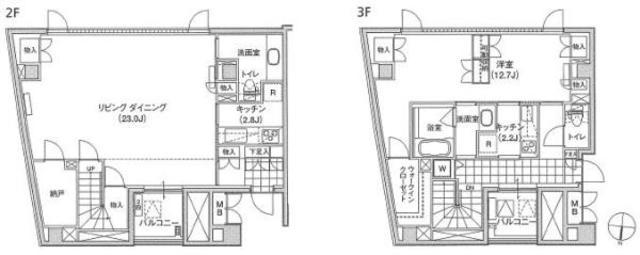 アパートメンツ東雲キャナルコート344号室