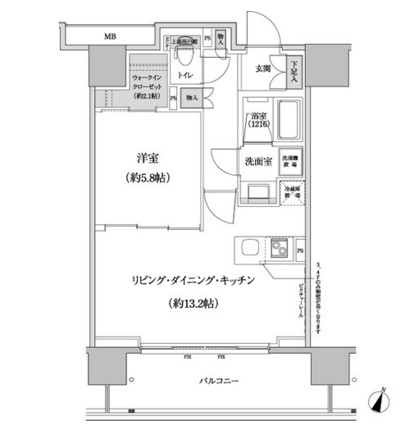 パークハビオ渋谷本町レジデンス424号室