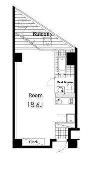 カスタリア広尾303号室