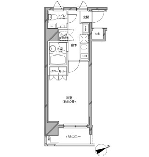 カスタリア日本橋501号室