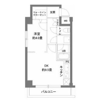 カスタリア千駄ヶ谷101号室