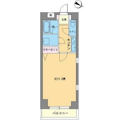 カスタリア千駄ヶ谷207号室