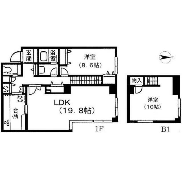 グランド・スポット103号室