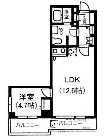 グランドスポット203号室