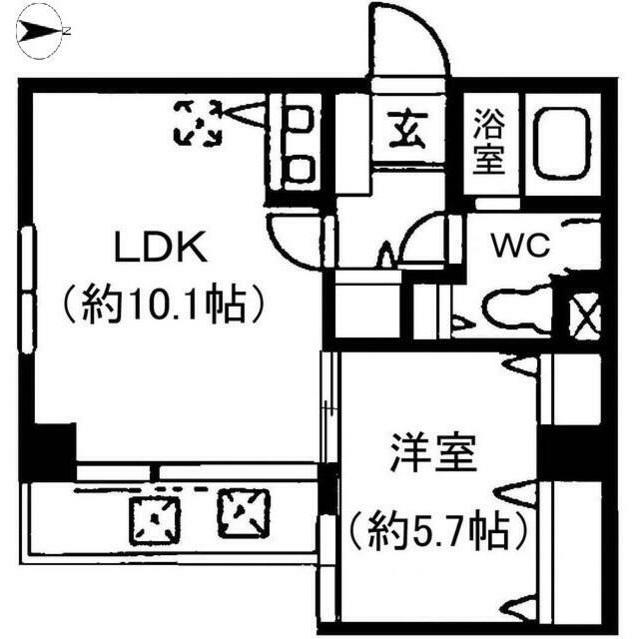 グランドスポット205号室