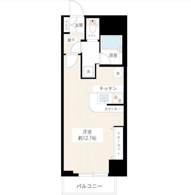 カスタリア新宿御苑1103号室