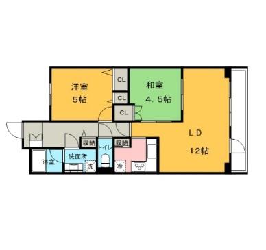 芝公園アパートメント603号室